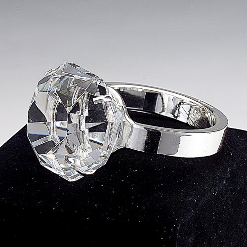 (Shannon Crystal Diamond Paperweight)
