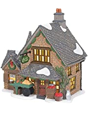 Department 56 Dickens Village Cotswold Greengrocer Lighted Buildings