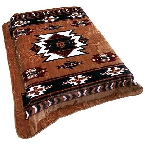 Groovy Wyndham House Southwest Native American Print Soft Blanket Inzonedesignstudio Interior Chair Design Inzonedesignstudiocom