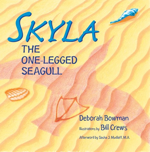 Skyla The One-Legged Seagull