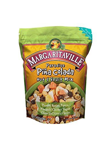 Best margaritaville nut and fruit mix list