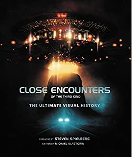 Close encounters of the third kind a novel steven spielberg close encounters of the third kind the ultimate visual history fandeluxe Document