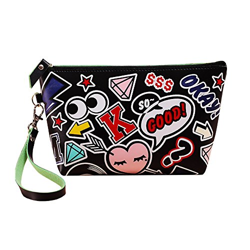 SHINA-Cute-Graphic-Pouch-Travel-Case-Cosmetic-Makeup-Bag