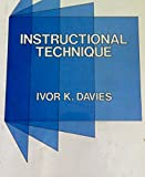 Instructional Technique, Davies, Ivor K., 007015502X