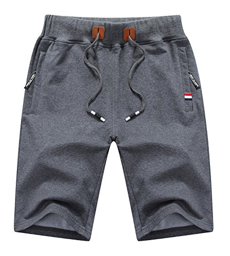 MO GOOD Mens Casual Jogging Shor...
