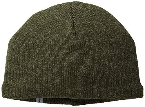 Turtle Fur Men's N E Solid Ragg Beanie, Oregano, (Fur Headwear)