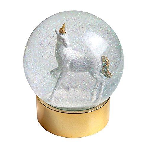 Talking Tables Unicorn Snow Globe (Unicorn Snowglobe)