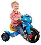 #2: Fisher-Price Nickelodeon PAW Patrol Lights & Sounds Trike