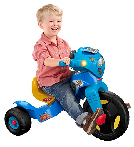 Great Deal! Fisher-Price Nickelodeon PAW Patrol Lights & Sounds Trike