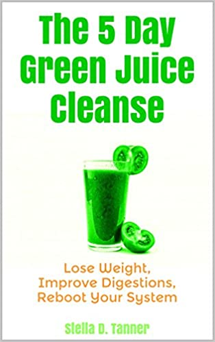 Download bog pdf online gratis The 5 Day Green Juice Cleanse: Lose Weight, Improve Digestions, Reboot Your System in Danish PDF RTF DJVU B010GFF2N8