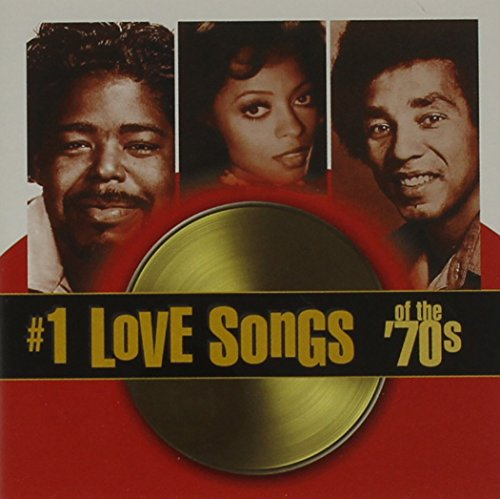 Price comparison product image Number #1 Love Songs of the '70s