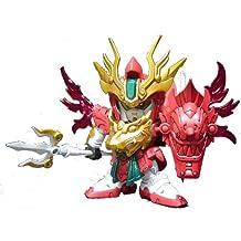 SD Gundam BB Senshi Jiang Wei Gundam F91 (BB Senshi Sangokuden) (japan import)