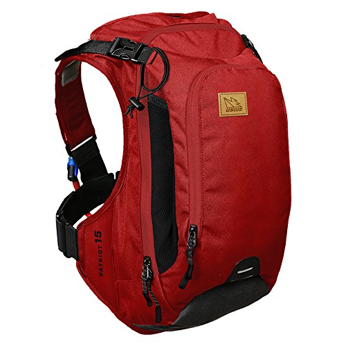 USWE Bag Uswe Hydration Patriot-15 Bp W/3L Shapeshift Bladder Rd - 201640