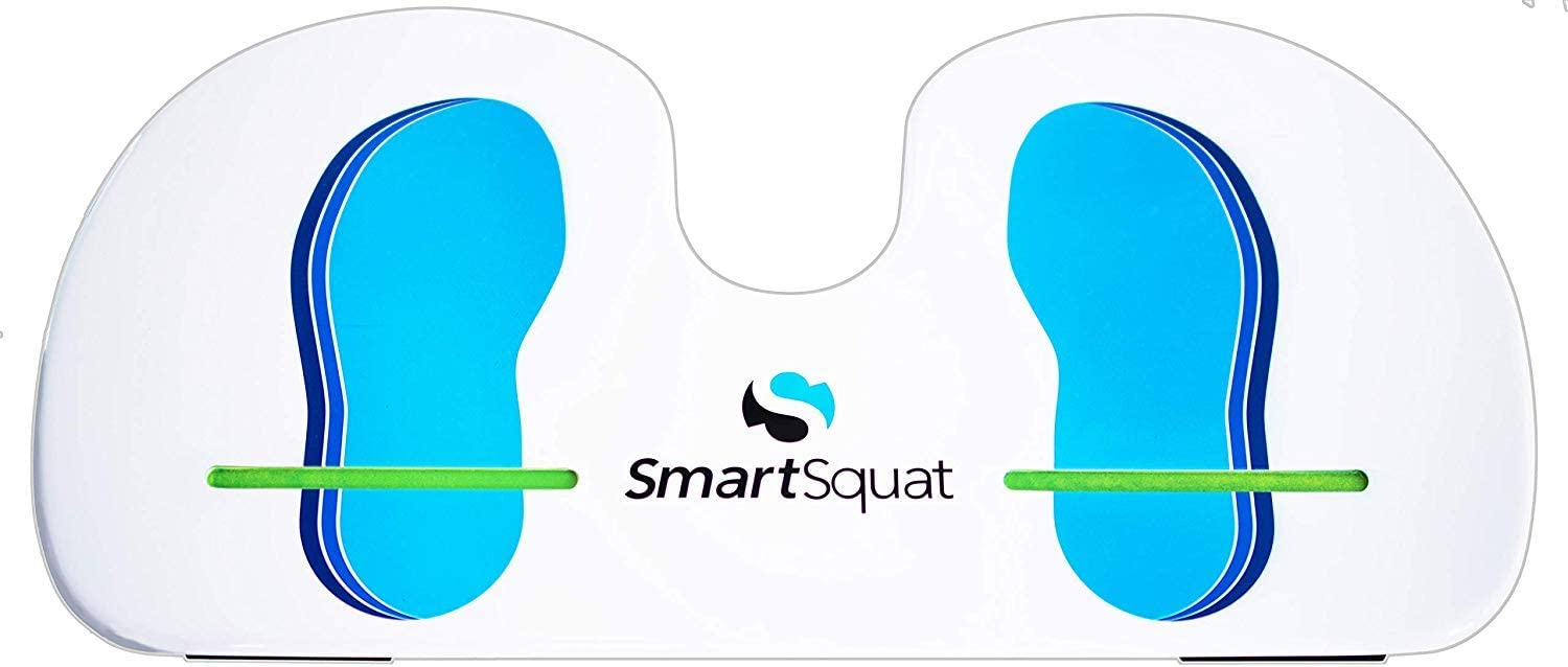 SmartSquat Exercise Board for Home or Gym Use to Better Target Muscles and Receive a More Effective Workout for Legs, Glutes and Abs