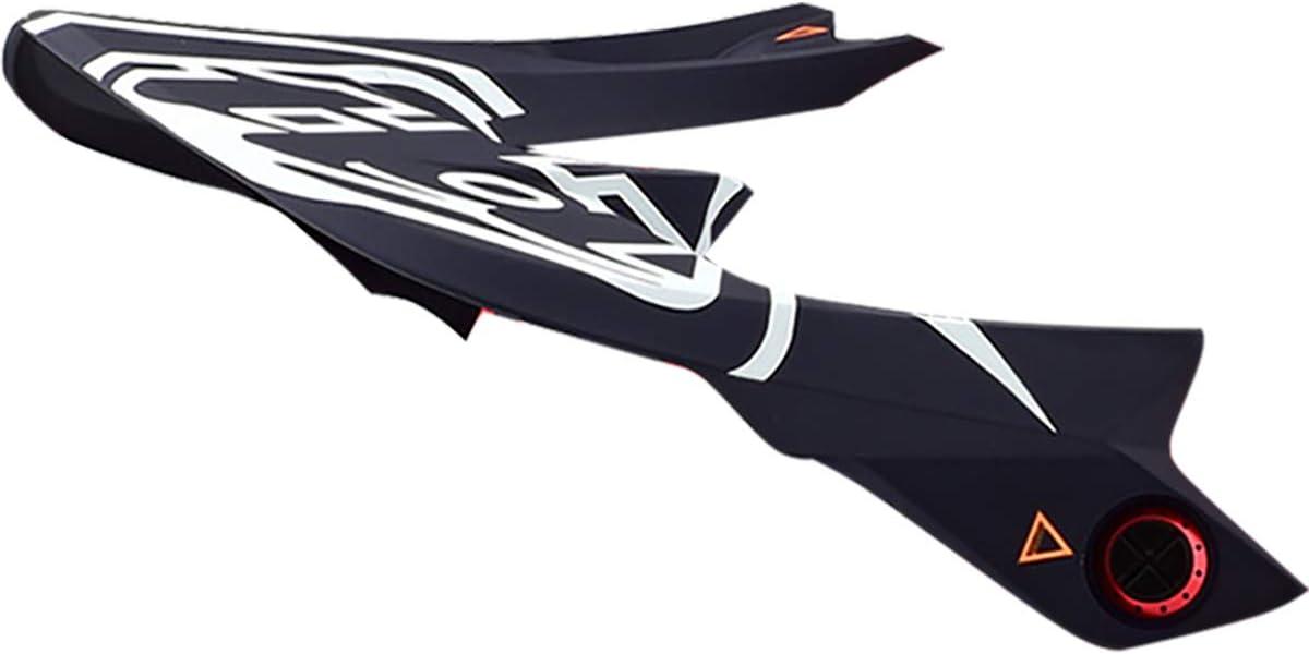 Troy Lee Designs Adult D2 Visor Midnight 3 BMX Helmet Accessories Black//One Size