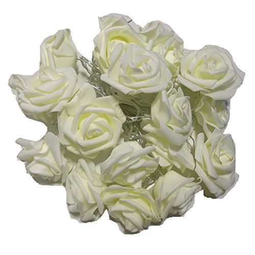 White Rose Led Lights - 4