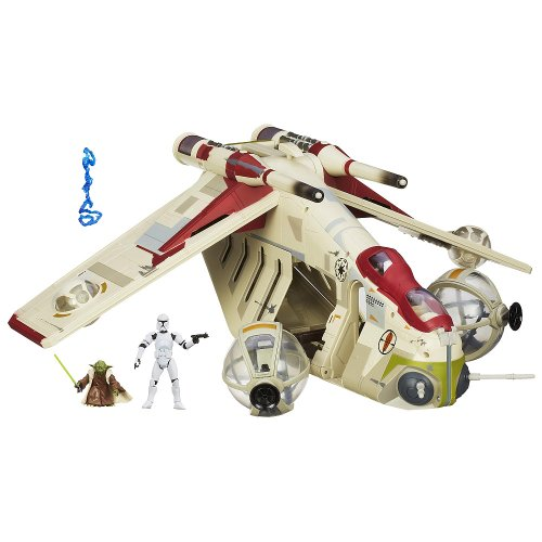 Star Wars Vintage Collection Republic Gunship Vehicle