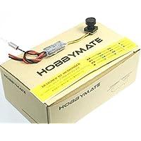 HOBBYMATE Mini 5.8G 25MW 16CH VTX 600TVL CMOS 1/4 Micro FPV Camera for Micro Quadcopter