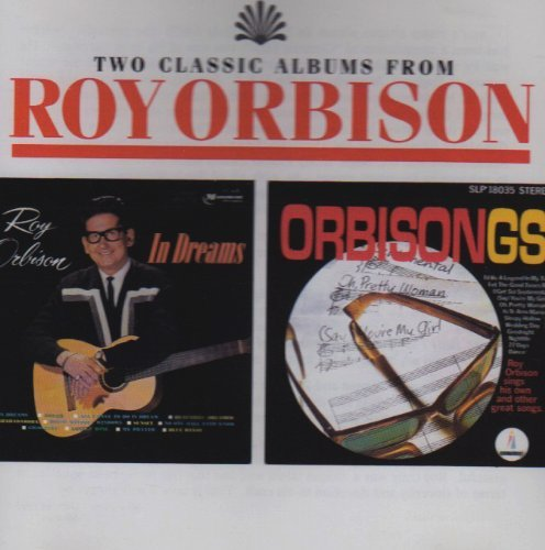 Roy Orbison - In Dreams/orbisongs By Roy Orbison - Zortam Music