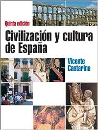 Civilizacion y cultura de Espana (Myspanishkit): Amazon.es: Cantarino, Vicente M.: Libros en idiomas extranjeros