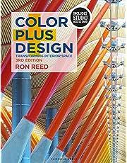 Color Plus Design: Transforming Interior Space - Bundle Book + Studio Access Card