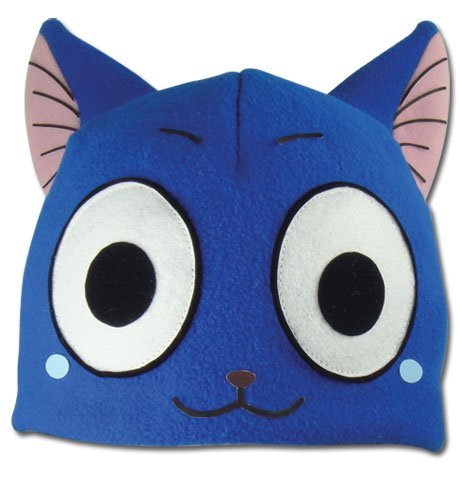 (Great Eastern GE-32197 Fairy Tail Series: Happy Fleece)