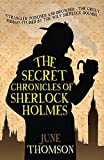 img - for The Secret Chronicles of Sherlock Holmes (Sherlock Holmes Collection) by June Thomson (2015-07-03) book / textbook / text book