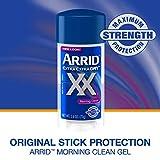 Arrid XX Extra Extra Dry Clear Gel Antiperspirant