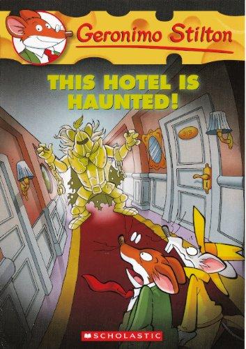 geronimo stilton hotel is haunted - 3