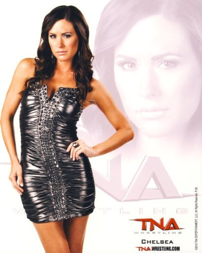 Chelsea - Official TNA Wrestling 8x10 Promo Photo