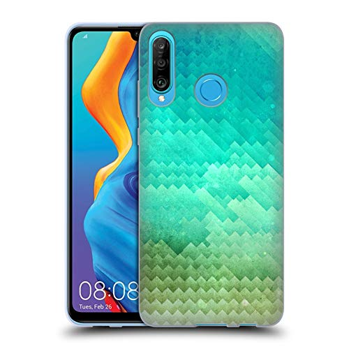 Official Spires Dig Sig Slabs Soft Gel Case Compatible for Huawei P30 Lite