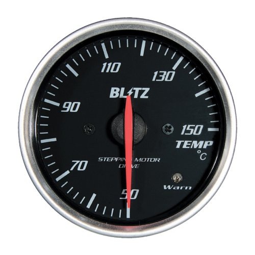 Blitz Racing Meter Sd φ60 Temp Meter (Blitz Power Meter)