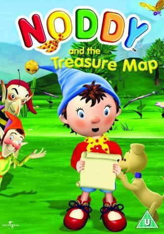 Noddy: Noddy And The Treasure Map [DVD]