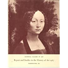Report and Studies in the History of Art 1967