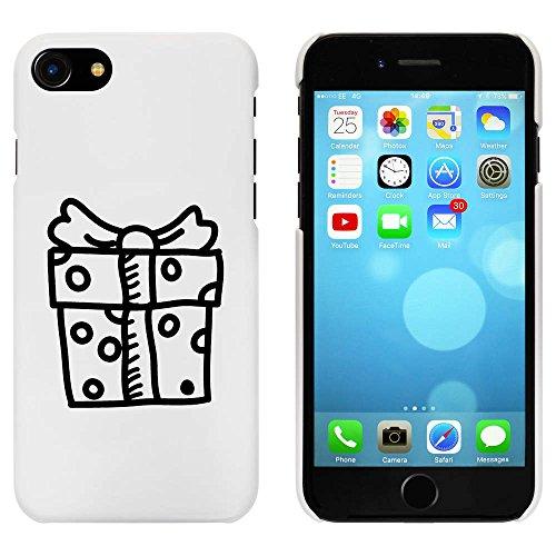 Weiß 'Eingewickeltes Geschenk' Hülle für iPhone 7 (MC00087939)