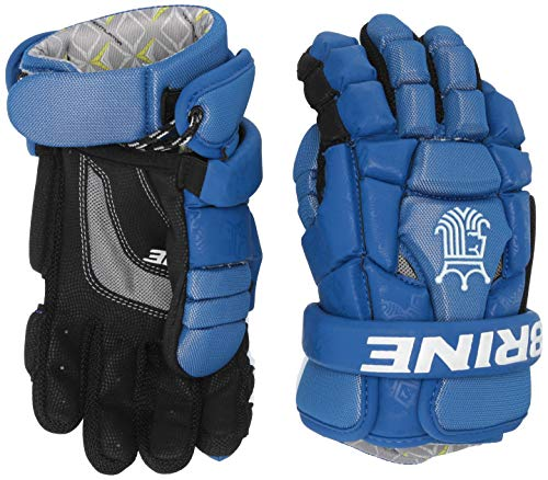 Brine King Superlight 2 Lacrosse Glove, Royal, 12-Inch