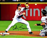 Dansby Swanson Autographed 8x10 Photo Atlanta Braves Beckett BAS Stock #122361