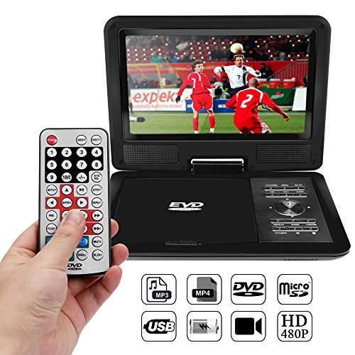 Battery Powered Television Portable - 4