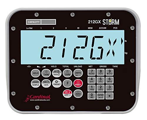 Detecto 212-GX Digital Weight Indicator