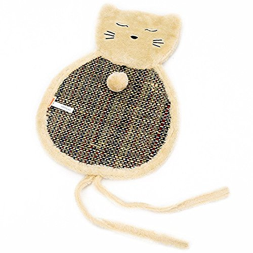 Daeou Pet mat Cat Claw mat with small ball cat litter cat be