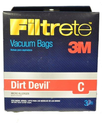 Dirt Devil Type / Type C Vacuum Cleaner Bags T5700