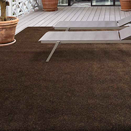 iCustomRug Affordable Indoor/Outdoor Carpet with Marine Backing, Many 6' x 8' Carpet Flooring for Patio, Porch, Deck, Boat, Basement or Garage (Patio Outdoor Inexpensive Flooring)