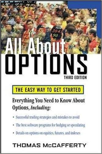 all about options 3e mccafferty thomas