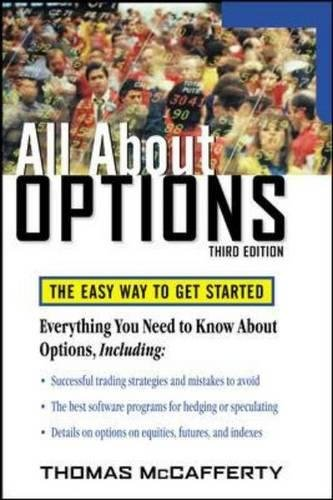 Read Online All About Options, 3E: The Easy Way to Get Started (All About Series) pdf