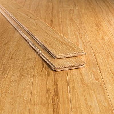 Bamboo Flooring Natural Strand