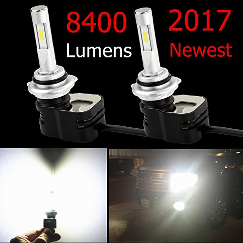 Alla-Lighting-2017-Newest-Version-8400-Lumens-Extremely-Super-Bright-6000K-Xenon-White-High-Power-Mini-LED-Headlight-Bulbs-Conversion-Kits-Headlamps-Replacement-with-Turbine-Heating