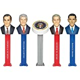 Presidents of The United States Volume 9 - Pez Limited Edition Collectible Gift Set (Obama, Clinton, Bush)