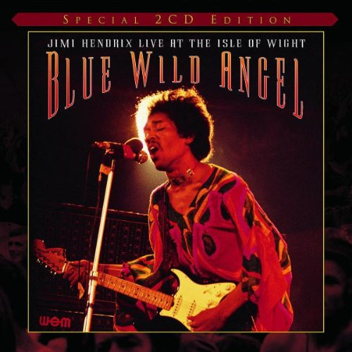 Blue Wild Angel: Live at the Isle of Wight (Digipak) by Experience Hendrix