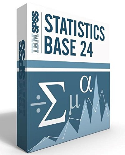 IBM SPSS Statistics Grad Pack Base V24.0 12 month License for 2 Computers Windows or Mac (Ibm Spss Software)