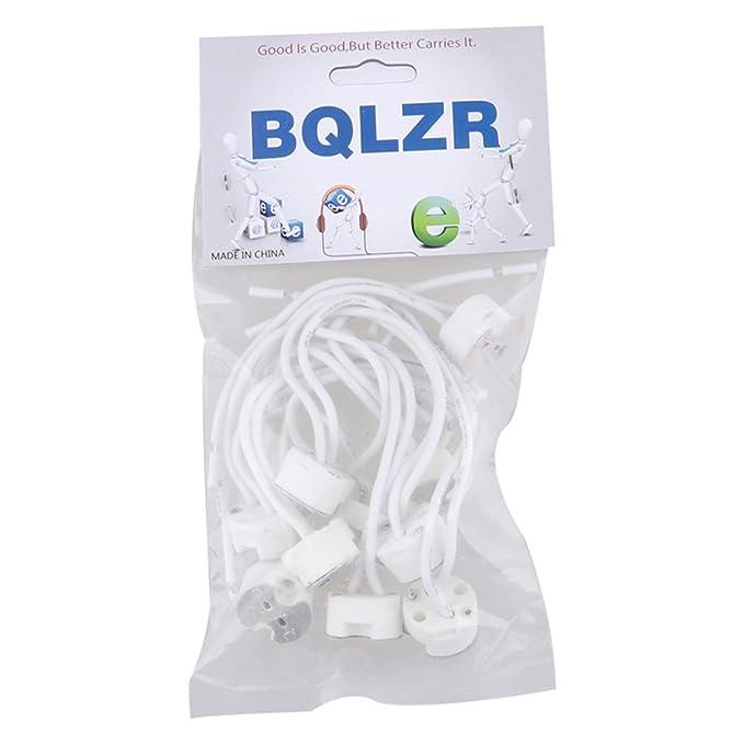 Amazon.com: BQLZR AC 250 V 100 W MR16 MR11 GU5.3 Bombillas ...